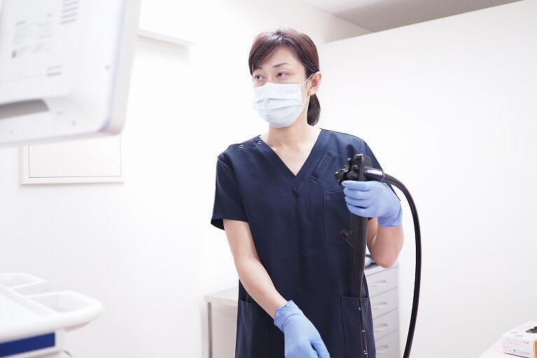 女性内視鏡専門医